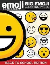 Emoji Coloring Book Big Emoji Coloring Pages