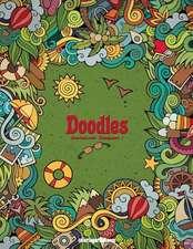 Doodles Kleurboek Voor Volwassenen 1
