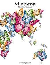 Vlinders Kleurboek Voor Volwassenen 1