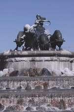 Gefion Fountain in Copenhagen Denmark Journal