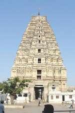 Virupaksha Temple in Hampi India Journal