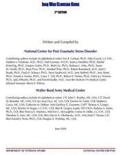 Iraq War Clinician Guide