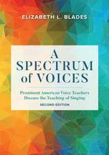 Spectrum of Voices