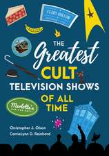 GREATEST CULT TELEVISION SHOWSCB