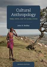 CULTURAL ANTHROPOLOGY TRIBES