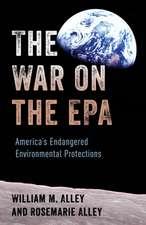 WAR ON THE EPAAMERICAS ENDANGCB