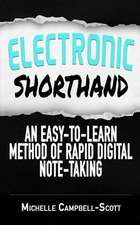 Electronic Shorthand