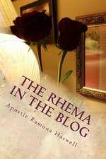The Rhema in the Blog