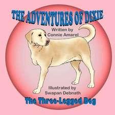 The Adventures of Dixie the Three-Legged Dog