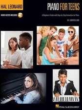 Hal Leonard Piano For Teens Method (Book/Online Audio)