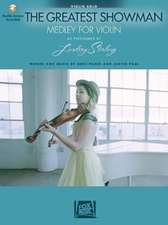 The Greatest Showman: Medley for Violin: Arranged by Lindsey Stirling