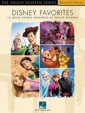 Disney Favorites: The Phillip Keveren Series