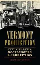 Vermont Prohibition