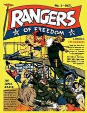 Rangers of Freedom Comics #1