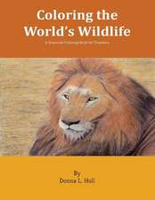 Coloring the World's Wildlife