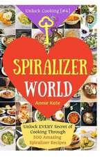Welcome to Spiralizer World