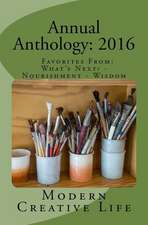 Annual Anthology