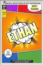 Superhero Ethan