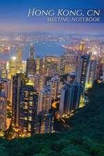 Hong Kong, Cn Meeting Notebook