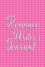 Writer's Notebook - Romance Writer's Journal (Pink)