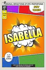 Superhero Isabella