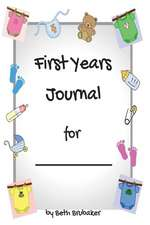 First Years Journal