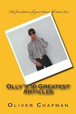 Olly's 50 Greatest Articles