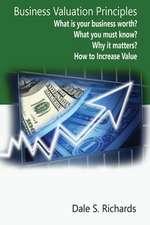 Business Valuation Principles