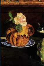 """Still Life with Brioche"" by Edouard Manet"
