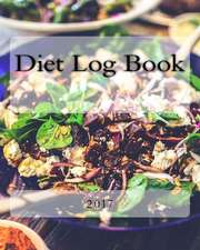 Diet Log Book 2017