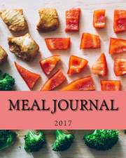 Meal Journal 2017