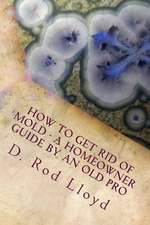 How to Get Rid of Mold - A Homeowner Guide by an Old Pro