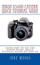 Nikon D3400 Camera