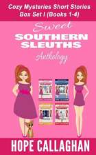Sweet Southern Sleuths Cozy Mysteries Short Stories