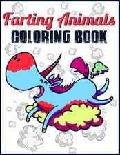 Farting Coloring Book