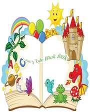 Fairy Tale Blank Book