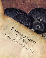 Fitness Journal Tracker