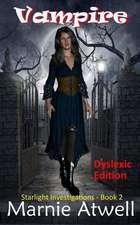 Vampire (Dyslexic Edition)