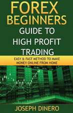 Forex Beginners Guide to High Profit Trading