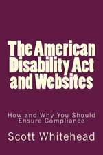 The American Disability ACT and Websites