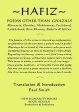 Hafiz - Poems Other Than Ghazals