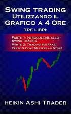 Swing Trading Utilizzando Il Grafico a 4 Ore 1-3