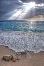 Gorgeous View of Porto Katsiki Beach Lefkada Greece Journal