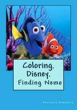 Coloring. Disney. Finding Nemo