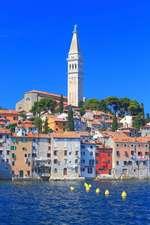 Charming Coastal City of Rovinj Croatia Journal