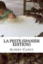 La Peste (Spanish Edition)