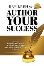 Author Your Success