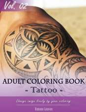 Tattoo Coloring Book for Stress Relief & Mind Relaxation, Stay Focus Treatment
