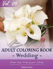 Wedding Day Coloring Book for Stress Relief & Mind Relaxation, Stay Focus Therapy