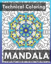 Technical Coloring Books